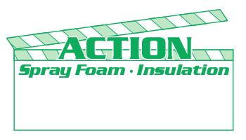 Action Sprayfoam Insulation logo