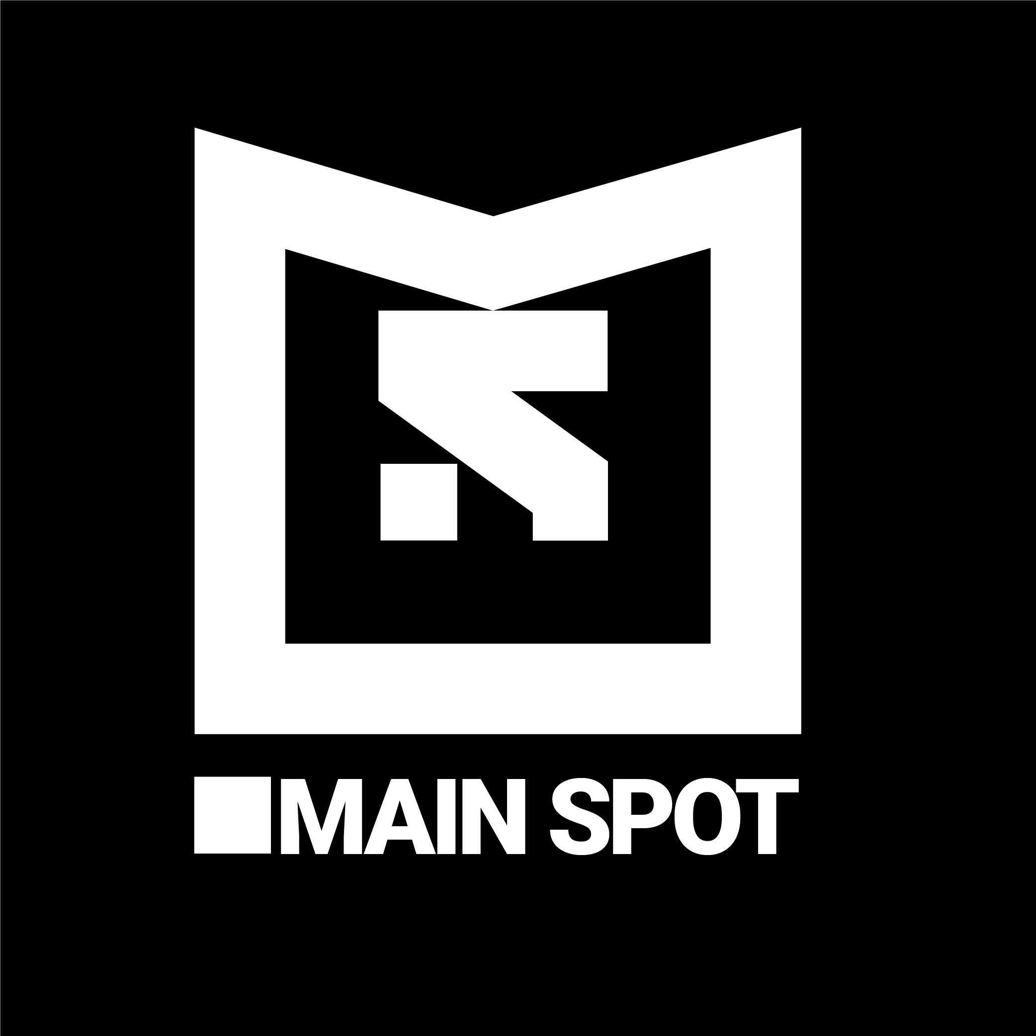 Main-Spot Design logo