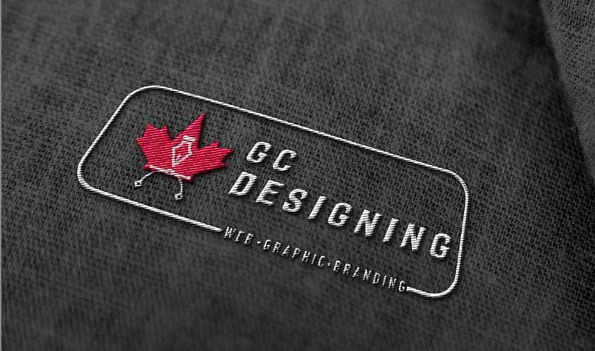 Gc Designing logo