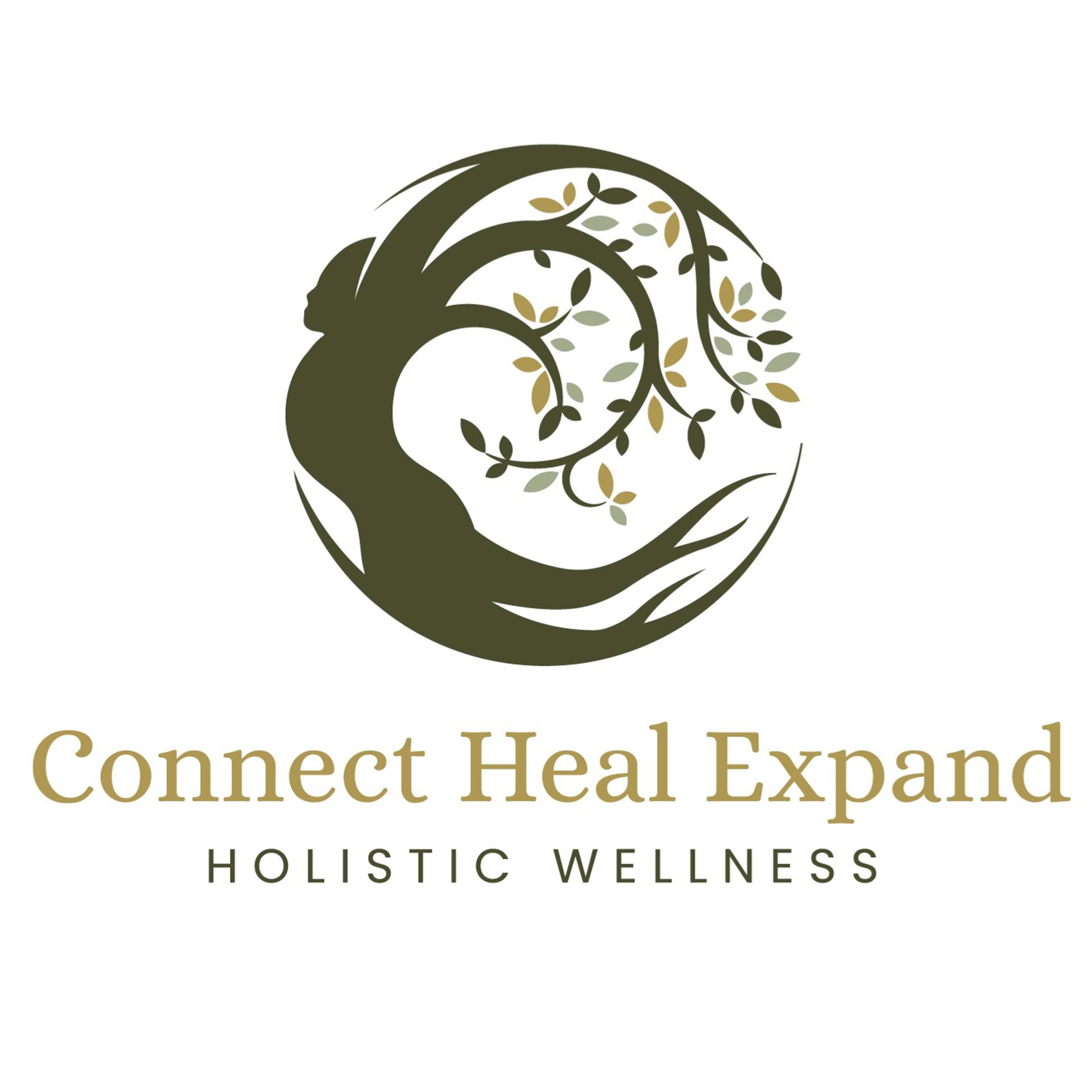 Connect Heal Expand - Holistic Wellness logo