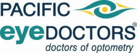 Pacific Eye Doctors logo