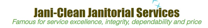 Jani-Clean Janitorial Services logo