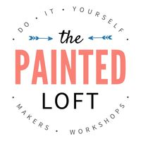 The Painted Loft logo