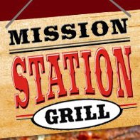 Mission Station Grill logo