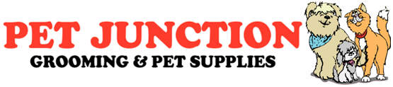 Pet Junction Supplies & Grooming logo