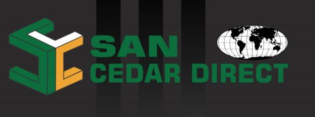San Cedar Direct Maple Ridge logo