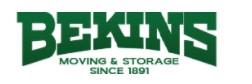 Bekins Moving & Storage logo