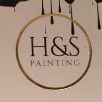 H&S Painting logo