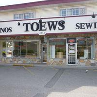 Toews Sewing logo