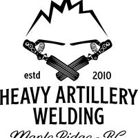 Heavy Artillery Welding logo