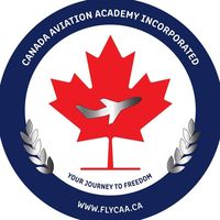 Canada Aviation Academy logo