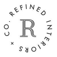 Refined Interiors + Co logo