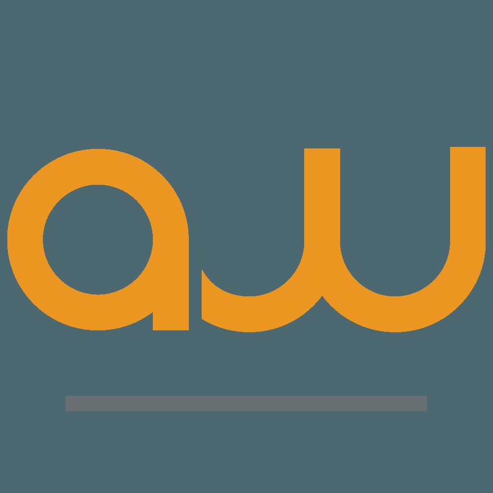 A West Digital & Print logo