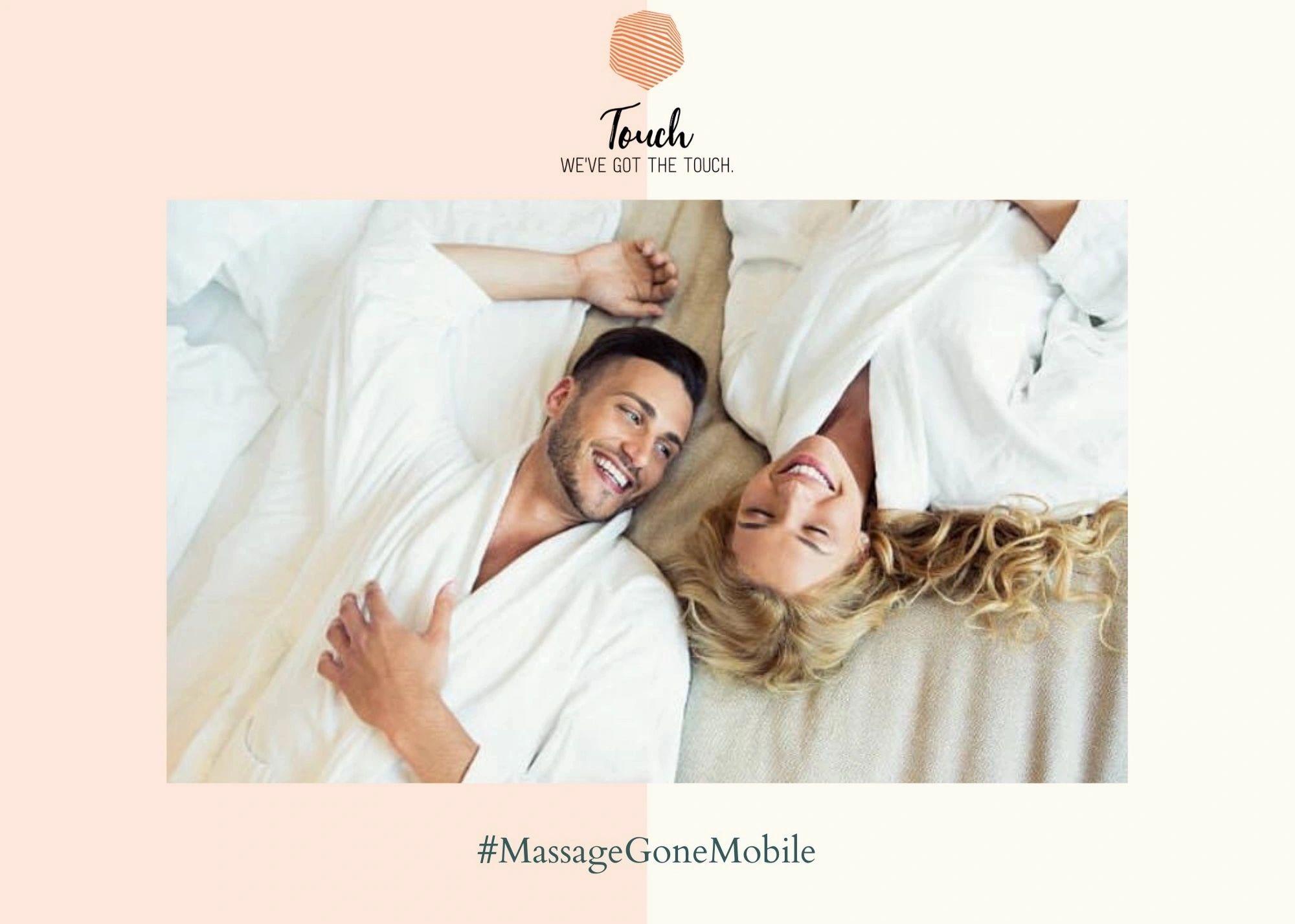 Touch Massage logo