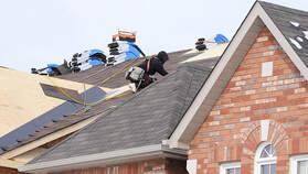 Maple Ridge Roofers logo