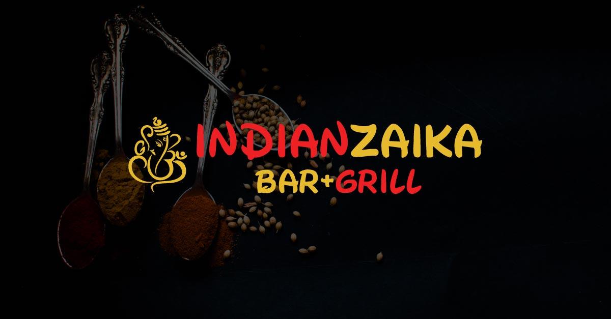 Indian Zaika Restaurant logo