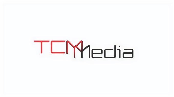 TCM Media logo