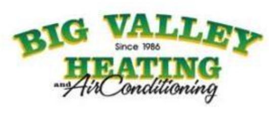 Big Valley Heating & Sheet Metal Ltd logo