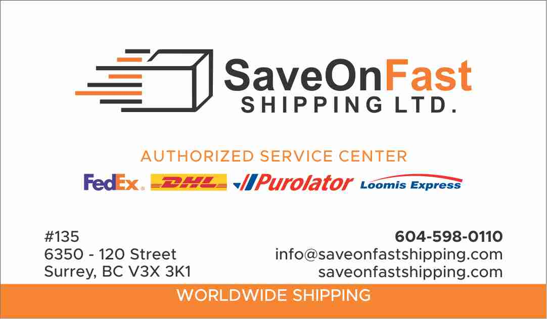 SaveOnFast Shipping Ltd logo