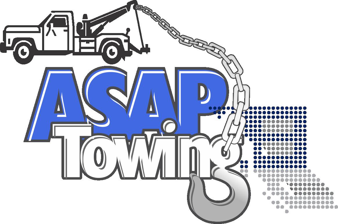 ASAP Towing logo