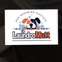 Pitt Meadows LaundroMutt logo