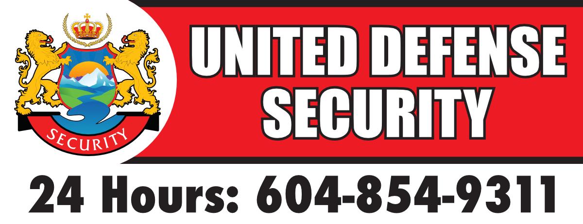 United Defense Security logo