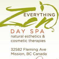 Everything Zen Day Spa logo