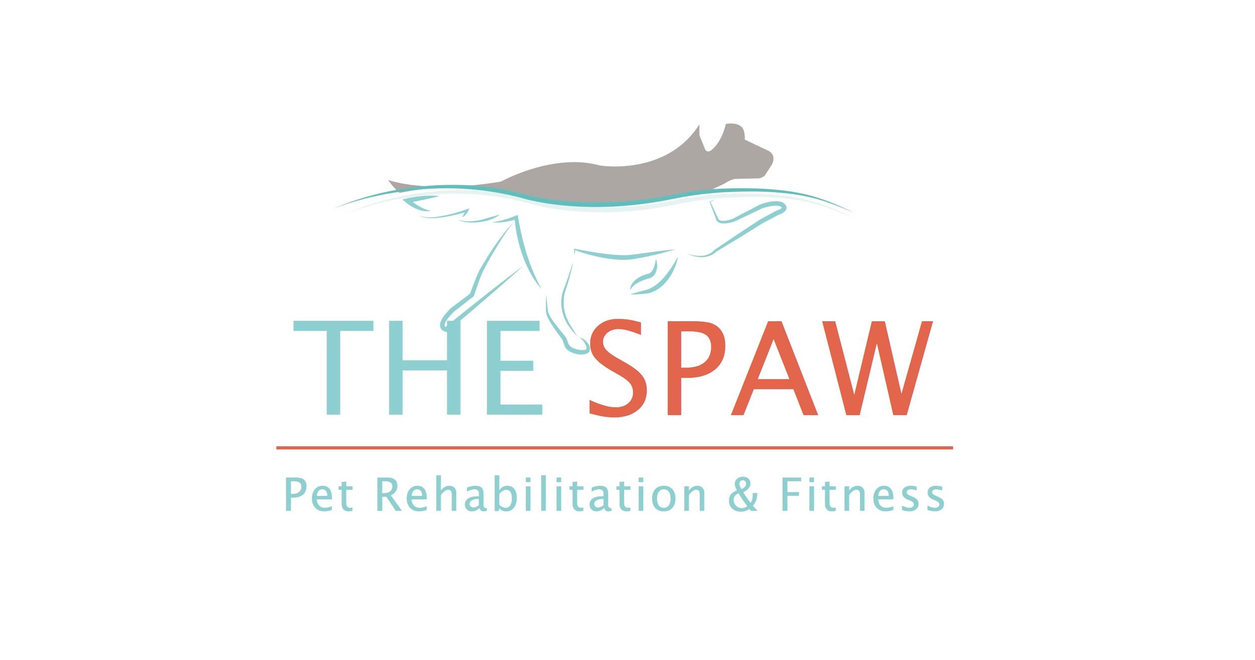 THE SPAW Pet Rehabilitation & Fitness logo