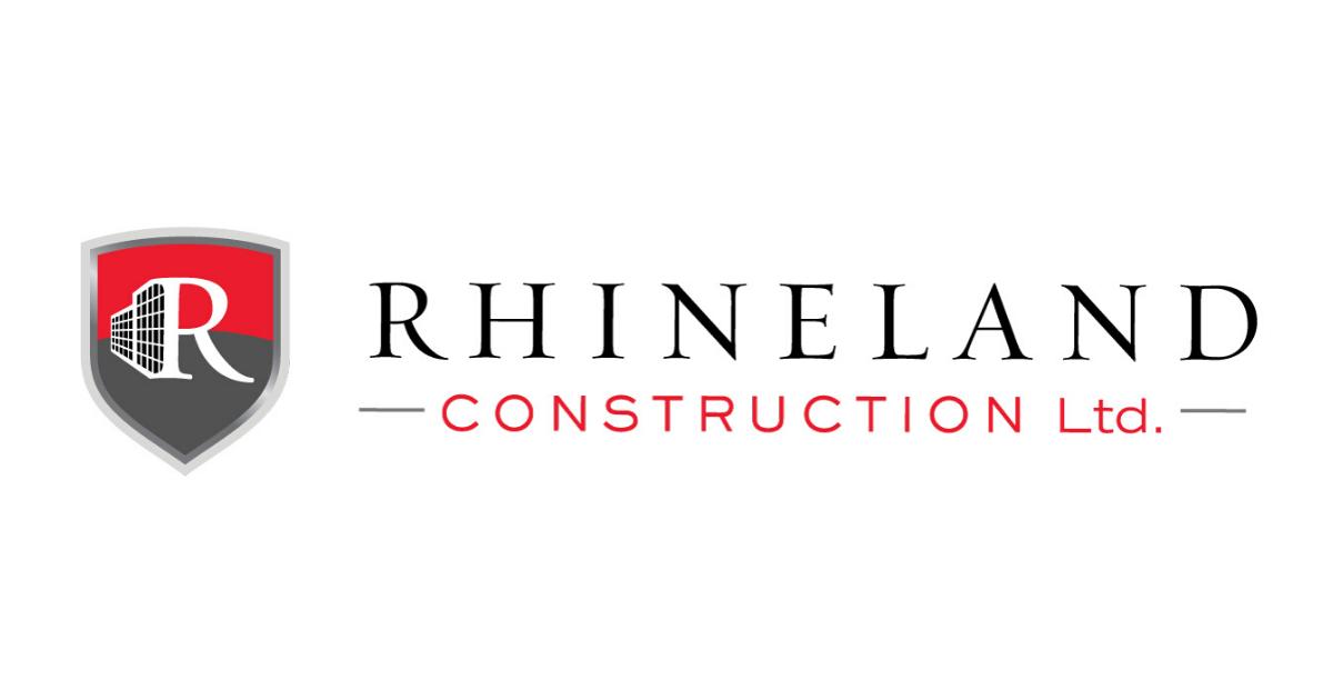 Rhineland Construction logo