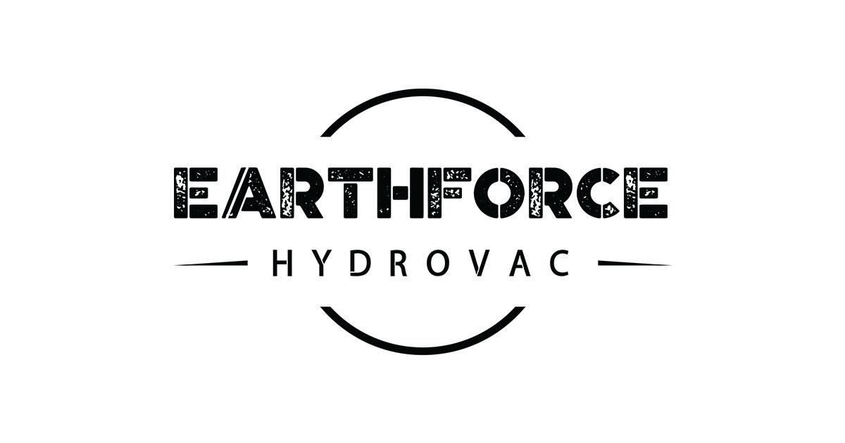 EARTHFORCE Hydrovac logo