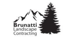 Brunatti Landscape Contracting logo