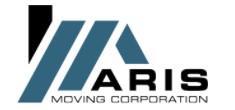 Aris Moving Company logo