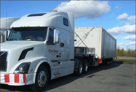 West Cargo Transport Ltd logo