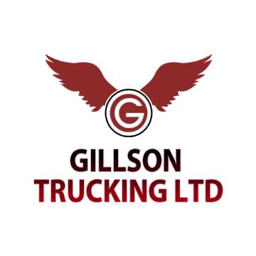 Gillson Trucking Ltd logo