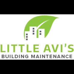 Little Avi's Building Maintenance Services logo