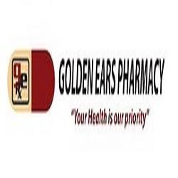 Golden Ears Pharmacy logo