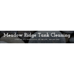 Meadow Ridge Tank Cleaning logo
