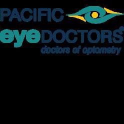 Pacific Eye Doctors logo