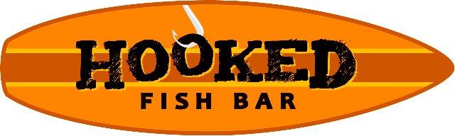 Hooked Fish Bar logo