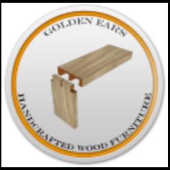 Golden Ears Handcrafted Wood Furniture logo