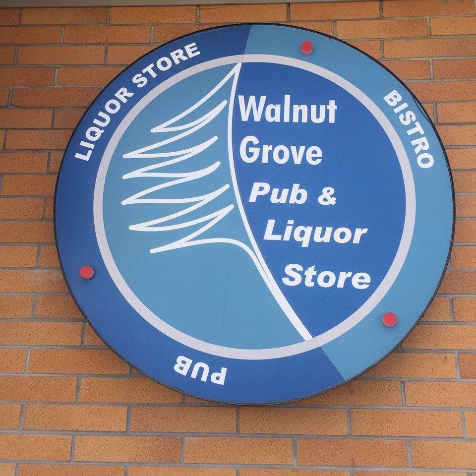 Walnut Grove Liquor Store logo