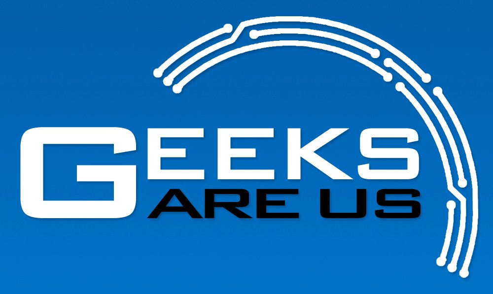 Geeks Are Us Computers logo