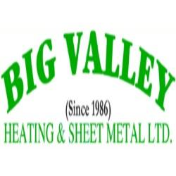 Big Valley Heating & Sheet Metal Ltd logo