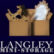 Langley Mini Storage logo