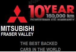 Fraser Valley Mitsubishi logo
