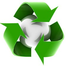 Edmonds Recycling logo