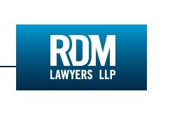 RDM Lawyers LLP logo