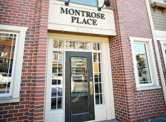 Montrose Dental Centre logo