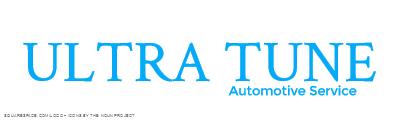 Ultra Tune Automotive Service logo