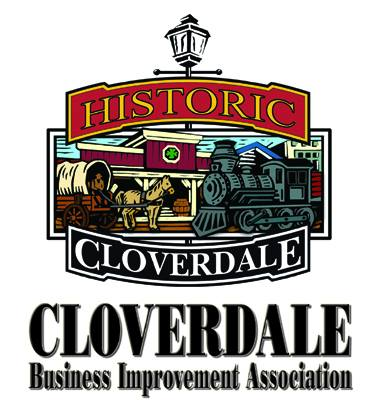 Cloverdale Business Improvement Association logo